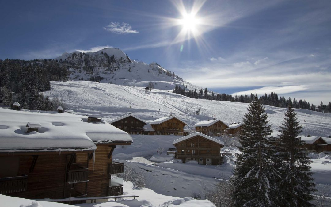 Ouverture domaine skiable Grand Bornand